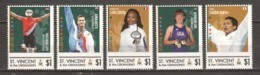 St. Vincent - MNH Set - SUMMER OLYMPICS ATLANTA 1996 - Zomer 1996: Atlanta