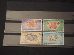 GILBERT - 1975 GRANCHI 4 VALORI - NUOVI(++) - Kiribati (1979-...)