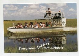 USA - AK 350366 Florida - Everglades Safari - Altri