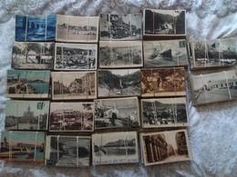 Lot 1 - 2200 Drouilles ....majoritaire Cpa - Tarif Envois De La Poste - Postcards