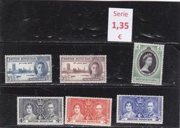 Belice  -  Serie Completa Nueva**   - 5/3036 - Belice (1973-...)