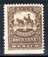 MEXIQUE - N°173 * (1898) Sans Filigrane - Mexico