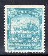 MEXIQUE - N°174 * (1898) Sans Filigrane - Mexico