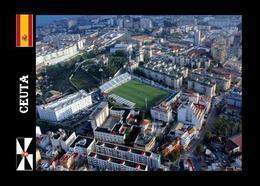 Ceuta Aerial View Stadium New Postcard Stadion AK - Ceuta