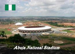 Nigeria Abuja Natiobal Stadium New Postcard Stadion AK - Nigeria