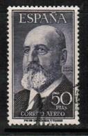 SPAIN  Scott # C 146 VF USED (Stamp Scan # 509) - Poste Aérienne