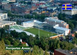 Sweden Sundsvall Norrporten Arena New Postcard Schweden Stadion AK - Football