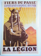 CPM  Reproduction Affiche De Propagande Du Régime De Vichy  - Légion Française Des Combattants - Parfait Etat - Guerre 1939-45