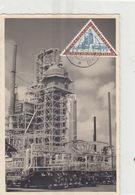 Aruba - Industrieanlage - R-Karte 1955        (A-75-170719) - Aruba