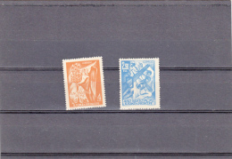 Santo Tome Y Principe Nº 356 Al 357 - Sao Tomé Y Príncipe