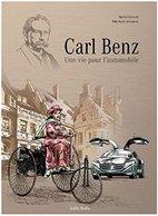 BD - CARLE BENZ, UNE VIE POUR L'AUTOMOBILE - TTBE - EO 2013 - Originalausgaben - Franz. Sprache