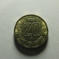 Mexico 20 Centavos 1995 - Mexico