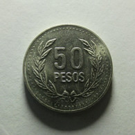 Colombia 50 Pesos 1994 - Colombia