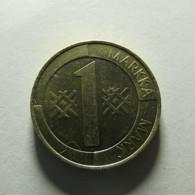 Finland 1 Markka 1995 - Finland