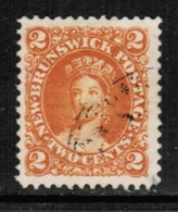 NEW BRUNSWICK  Scott # 7 VF USED (Stamp Scan # 509) - Used Stamps