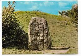 Runicstone - Runenstein In Busdorf. Schleswig Germany   B-1028 - Dolmen & Menhirs