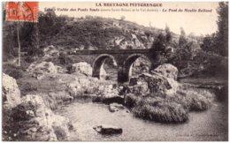 22 Vallée Des PONTS NEUFS (entree Saint-Brieuc Etle Val-André) - Le Pont Du Moulin Rolland - France