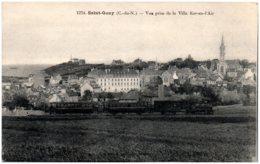 22 SAINT-QUAY - Vue Prise De La Villa Ker-en-l'Air - Saint-Quay-Portrieux