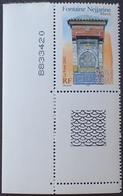 Lot 1993 - 2001 - FONTAINE NEJJARINE (MAROC) - N°3441 NEUF** Coin De Feuille - Ungebraucht