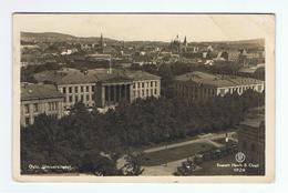 OSLO:  UNIVERSITETET  -  PHOTO  -  TO  GERMANY  -  FP - Norvegia