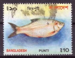 Bangladesh 2001 - Obliterè - Poissons - Michel Nr. 777 (ban023) - Bangladesh