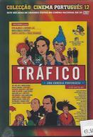 Portuguese Movie With Legends - Tráfico - DVD - Komedie