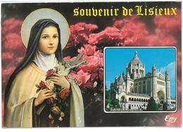 Francia France Lisieux (Calvados) Sainte Therese De Lisieux Condizioni Come Da Scansione - Lisieux