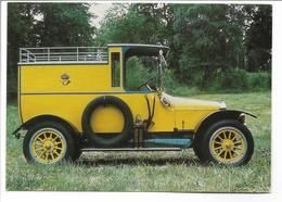Postal Van, Scania Vabis 1913. Sweden. Used 1992.  # 0799 - Postal Services