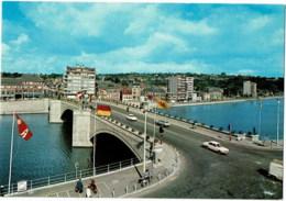 Huy  Le Pont Sur La Meuse - Huy