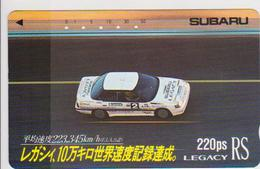 CARS - JAPAN - SUBARU-032 - Voitures
