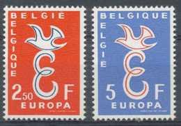 [602418]TB//**/Mnh-c:10e-Belgique 1958, Europa-Cept, SC, **/mnh - Europa-CEPT