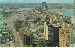 Sydney 1968; Harbour Bridge - Circulated. (Murfett Publishers) - Sydney