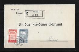 HEIMAT BASEL-LAND → R-Dokumnent Friedensrichteramt Liestal    ►SBK-167 & 168◄ - Zwitserland