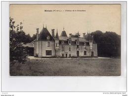 BLAISON - Château De La Giraudière - Très Bon état - France