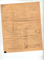 Lettre Cachet Port Paye 42 Imprimés - Marcophilie (Lettres)