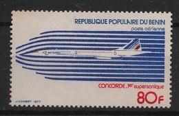 Bénin - 1977 - Poste Aérienne PA N°Yv. 269 - Concorde - Neuf Luxe ** / MNH / Postfrisch - Benin - Dahomey (1960-...)