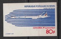 Bénin - 1977 - Poste Aérienne PA N°Yv. 269 - Concorde - Non Dentelé / Imperf. - Neuf Luxe ** / MNH / Postfrisch - Benin - Dahomey (1960-...)