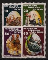 Bénin - 1978 - N°Yv. 429 à 430 - Faune / Volailles - Neuf Luxe ** / MNH / Postfrisch - Benin - Dahomey (1960-...)