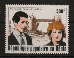 Bénin - 1981 - Poste Aérienne PA N°Yv. 297 - Princess Diana - Neuf Luxe ** / MNH / Postfrisch - Benin - Dahomey (1960-...)
