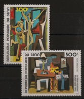 Bénin - 1981 - Poste Aérienne PA N°Yv. 298 à 299 - Picasso - Neuf Luxe ** / MNH / Postfrisch - Benin - Dahomey (1960-...)