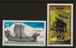 Bénin - 1984 - Poste Aérienne PA N°Yv. 332 à 333 - Bateaux / Ships - Neuf Luxe ** / MNH / Postfrisch - Benin - Dahomey (1960-...)