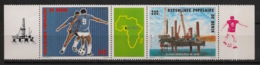 Bénin - 1985 - Poste Aérienne PA N°Yv. 344A - Philexafrique - Neuf Luxe ** / MNH / Postfrisch - Benin - Dahomey (1960-...)