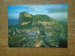 Gibraltar , Aérial View Of Rock - Gibraltar