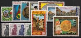 Bénin - 1988 - Année Complete - N°Yv. 658 à 668A + PA / Airmail 368 - Neuf Luxe ** / MNH / Postfrisch - Benin - Dahomey (1960-...)