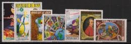 Bénin - 1991 - Année Complete - N°Yv. 692 à 698 - Neuf Luxe ** / MNH / Postfrisch - Benin - Dahomey (1960-...)