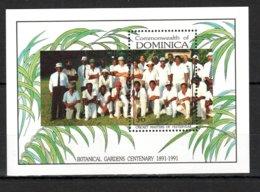 Dominica Cricket Masters MNH -(V-93) - Cricket