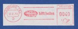 BRD AFS - HAMBURG, HARTMANN Hilft Heilen 12.2.73 - Medicine
