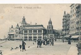 CPA - Belgique - Oostende - Ostende - Le Kursaal, Côté Ouest - Oostende