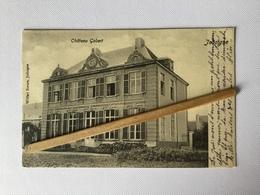 JODOIGNE«CHÂTEAU GOBERT «panorama 1904 (édit Wilfart Sœurs,Jodoigne). - Jodoigne