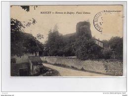 MANCEY - Hameau De Dulphey - Vieux Château - Très Bon état - France